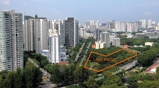 Kampong Java Road GLS Site